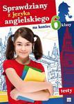 Sprawdziany z języka angielskiego na koniec 6 klasy. Testy w sklepie internetowym Booknet.net.pl