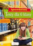 Sprawdziany na zakończenie szkoły podstawowej. Testy dla 6 klasy w sklepie internetowym Booknet.net.pl