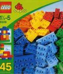 Lego duplo Zestaw podstawowy standardowy w sklepie internetowym Booknet.net.pl