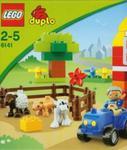 Lego duplo Moja pierwsza farma w sklepie internetowym Booknet.net.pl