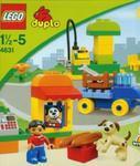 Lego duplo Moje pierwsze budowle w sklepie internetowym Booknet.net.pl