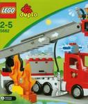 Lego duplo Wóz strażacki w sklepie internetowym Booknet.net.pl