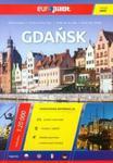 Gdańsk Mini Atlas miasta Europilot 1:20 000 w sklepie internetowym Booknet.net.pl
