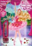 Barbie i magiczne baletki + bransoletka z zawieszką w sklepie internetowym Booknet.net.pl
