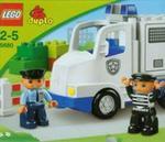 Lego duplo Ciężarówka policyjna w sklepie internetowym Booknet.net.pl