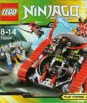 Lego Ninjago Garmatron w sklepie internetowym Booknet.net.pl