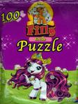 Puzzle 100 Filly Elves w sklepie internetowym Booknet.net.pl