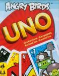 Angry Birds Uno Gra karciana w sklepie internetowym Booknet.net.pl