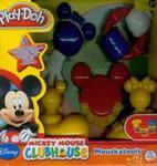 Play-Doh Klub Przyjaciół Myszki Miki Zestaw Myszki Miki w sklepie internetowym Booknet.net.pl