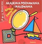 Akademia poznawania i malowania Rysuję figury geometryczne od 4 lat w sklepie internetowym Booknet.net.pl