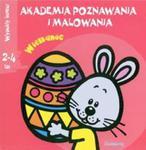 Akademia poznawania i malowania Wielkanoc 2-4 lata w sklepie internetowym Booknet.net.pl