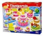 Magiczna masa plastyczna Ciastkarnia w sklepie internetowym Booknet.net.pl