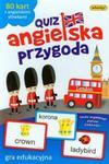 Angielska przygoda quiz w sklepie internetowym Booknet.net.pl