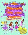 Dla młodych dam! Przyjęcie u księżniczek. Zagadki z nalepkami w sklepie internetowym Booknet.net.pl