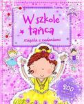 W szkole tańca. Książka z zadaniami w sklepie internetowym Booknet.net.pl