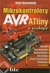 Mikrokontrolery AVR ATtiny w praktyce w sklepie internetowym Booknet.net.pl