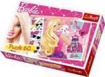 Puzzle 60 Barbie Ikona Mody w sklepie internetowym Booknet.net.pl