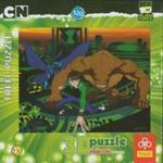 Puzzle 3D Ben 10 w akcji 120 w sklepie internetowym Booknet.net.pl