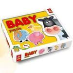 Zwierzątka z farmy Baby Puzzle w sklepie internetowym Booknet.net.pl
