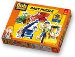 Bob Budowniczy - Baby Puzzle w sklepie internetowym Booknet.net.pl