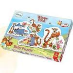 Tygrysek i przyjaciele Baby Puzzle w sklepie internetowym Booknet.net.pl