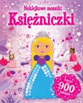 Naklejkowe mozaiki. Księżniczki w sklepie internetowym Booknet.net.pl