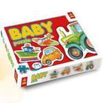 Pojazdy Baby Puzzle w sklepie internetowym Booknet.net.pl