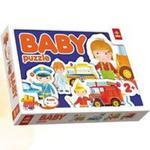 Pojazdy interwencyjne Baby Puzzle w sklepie internetowym Booknet.net.pl