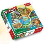 Puzzle 24 Planet w sklepie internetowym Booknet.net.pl