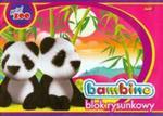 Blok rysunkowy Bambino 20 kartek A4 w sklepie internetowym Booknet.net.pl