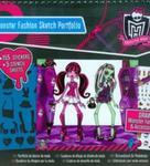 Monster High Moda Szkicownik w sklepie internetowym Booknet.net.pl