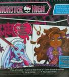 Monster High Upiorne makijaże Szkicownik w sklepie internetowym Booknet.net.pl