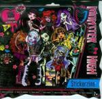 Monster High Album z naklejkami w sklepie internetowym Booknet.net.pl