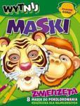 Zwierzęta Wytnij maski w sklepie internetowym Booknet.net.pl