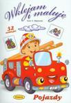 Wklejam i maluję. Pojazdy w sklepie internetowym Booknet.net.pl