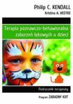Terapia poznawczo-behawioralna zaburzeń lękowych u dzieci w sklepie internetowym Booknet.net.pl