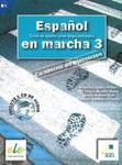 Espanol en marcha 3 ćwiczenia z płytą CD w sklepie internetowym Booknet.net.pl