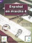 Espanol en marcha 4 ćwiczenia z płytą CD w sklepie internetowym Booknet.net.pl