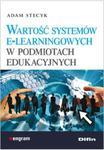 Wartość systemów e-learningowych w podmiotach edukacyjnych w sklepie internetowym Booknet.net.pl