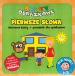 Pierwsze słowa. Karty obrazkowe w sklepie internetowym Booknet.net.pl