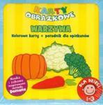 Warzywa. Karty obrazkowe w sklepie internetowym Booknet.net.pl