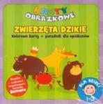 Zwierzęta dzikie. Karty obrazkowe w sklepie internetowym Booknet.net.pl