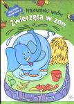Malowanki wodne Zwierzęta w zoo w sklepie internetowym Booknet.net.pl