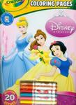 Crayola Kolorowanka Disney Księżniczki w sklepie internetowym Booknet.net.pl