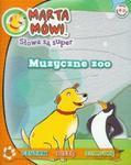 Marta mówi Słowa są super 8 Muzyczne zoo w sklepie internetowym Booknet.net.pl