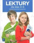 Lektury. Klasa 4-6, szkoła podstawowa. Język polski. Obudowa metodyczna z kartami pracy w sklepie internetowym Booknet.net.pl