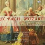 J.C. Bach & Mozart: Concert Arias w sklepie internetowym Booknet.net.pl