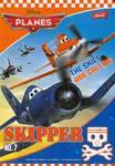 Zeszyt okładka laminowana A5 16kartkowy w 3 linie Skipper 7 w sklepie internetowym Booknet.net.pl