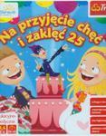 Na przyjęcie chęć i zaklęć 25 Gra edukacyjno - logopedyczna w sklepie internetowym Booknet.net.pl