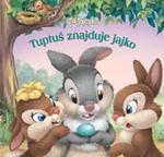 Zajączki Tuptuś znajduje jajko w sklepie internetowym Booknet.net.pl
